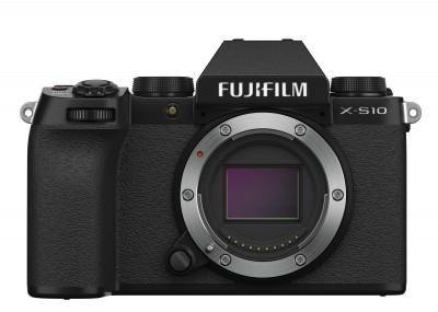 Câmera Fuji X-S10
