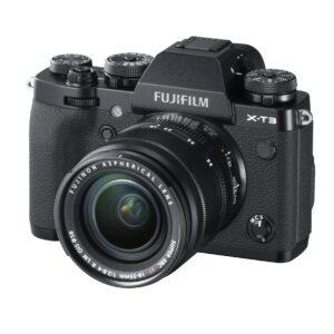 Câmera Fuji X-T3